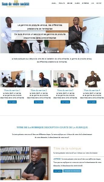 ABIDJAN-WEBSITE-ANIMATION / COMMERCIAL